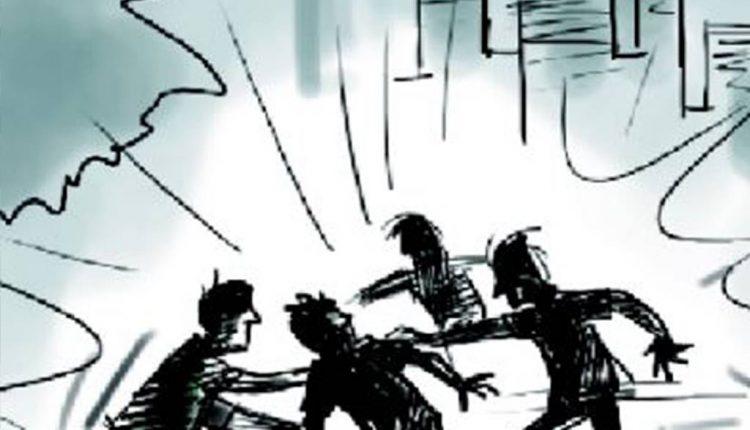 School students attack BJD member
