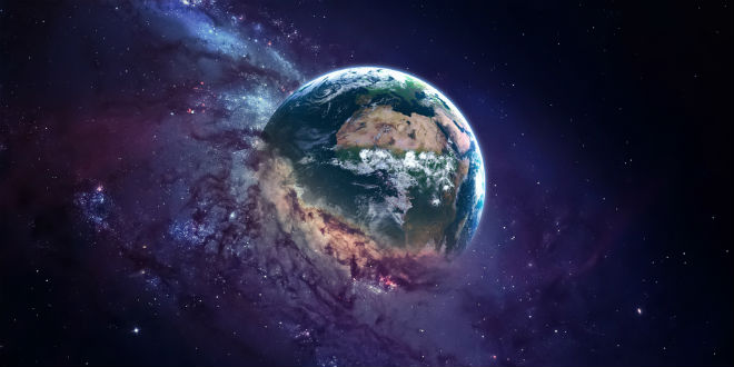 Earth-formation