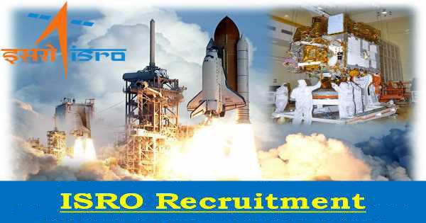 ISRO recruitment 2020 walk in interview