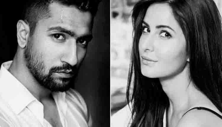 Uri Actor Vicky Kaushal and Katrina Kaif