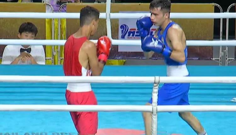 Boxing world championships