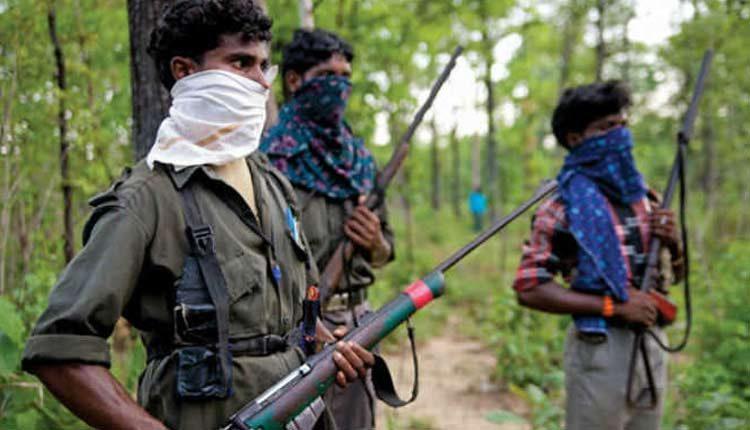 Maoist Gunned Down In Encounter In Malkangiri Swabhiman Anchal