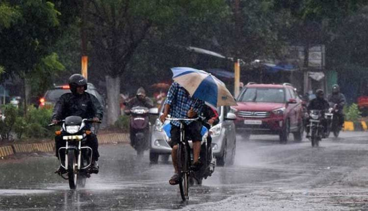 Heavy Rainfall Likely In Many Districts Of Odisha For Next 3 Days