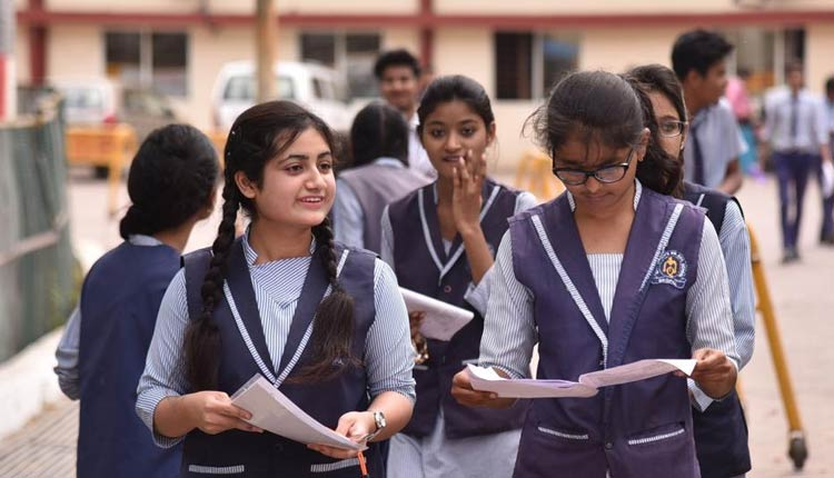 CBSE latest news date sheet board exams released for class 10 class 12 students