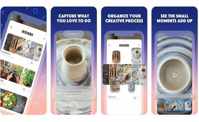 Facebook Releases Pinterest Clone 'Hobbi'
