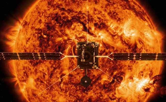 Solar Orbiter Probe Launched To Study Sun's Poles