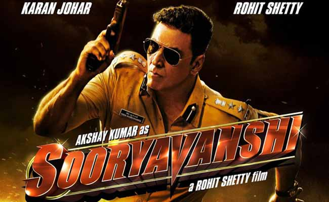'Sooryavanshi' Release Preponed