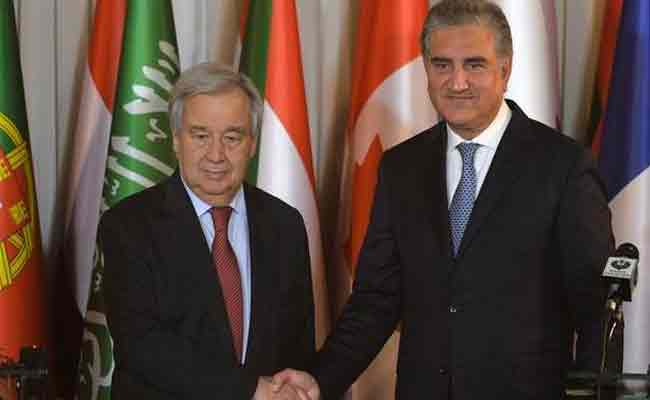 India Rejects UN Chief Guterres' Offer To Mediate On Kashmir Issue