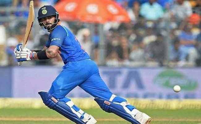 Virat Kohli Continues At No. 1 In ODIs