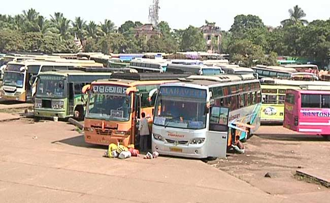 Odisha exempts road tax for buses