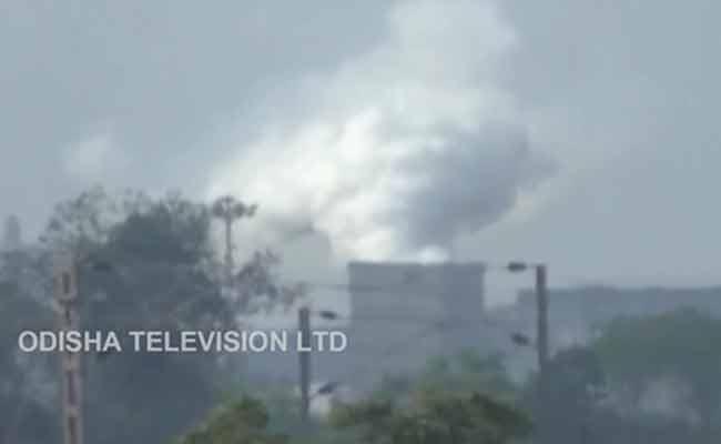 Pollution Level Spikes In Jajpur Kalinganagar