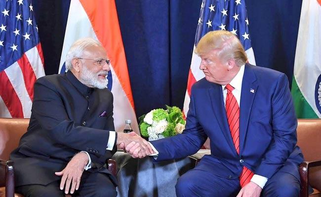 Donald Trump PM Modi