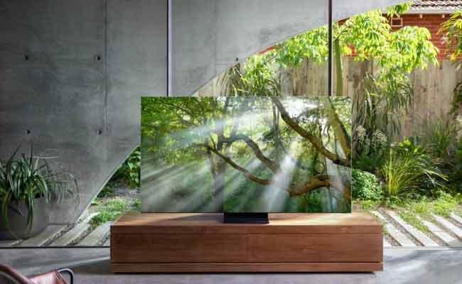 7. MediaTek, Samsung introduces world's first Wi-Fi 6 8K TV