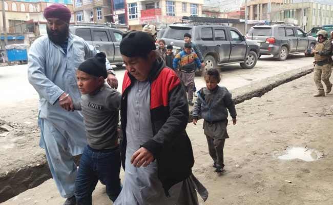 Afganistan-Gurudwara- Attack