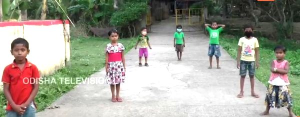 Odisha Villages Shut Borders For Coronavirus