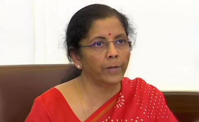 GST Return Filing Deadline Extended: FM Sitharaman
