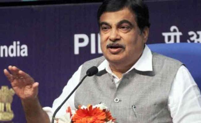 Union Transport Minister Nitin Gadkari On Road Fatalities