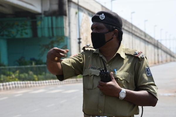 Odisha Police During Coronavirus Lockdown