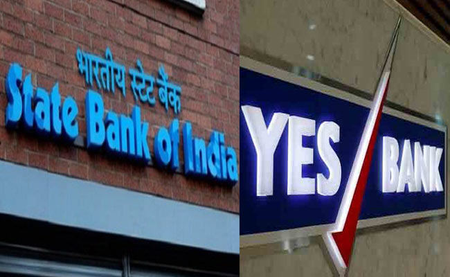 SBI Investment In Yes Bank