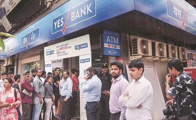 Depositors' money safe, don't see panic withdrawals: Yes Bank