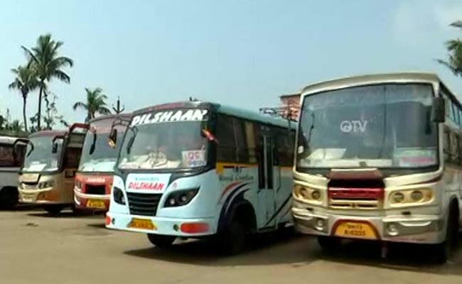 Fighting Coronavirus: Odisha Govt Suspends Intra-State, City Bus Services