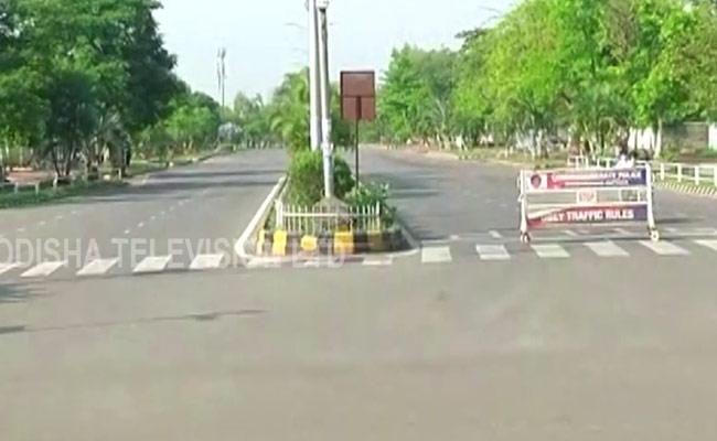 Deserted Roads during Janta Curfew