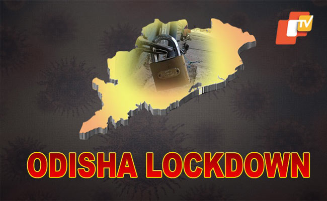 Covid19 updates- Lockdown in Odisha