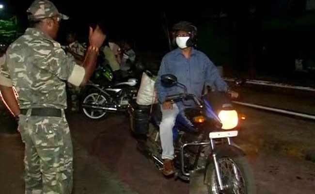 lockdown violations in Odisha coronavirus