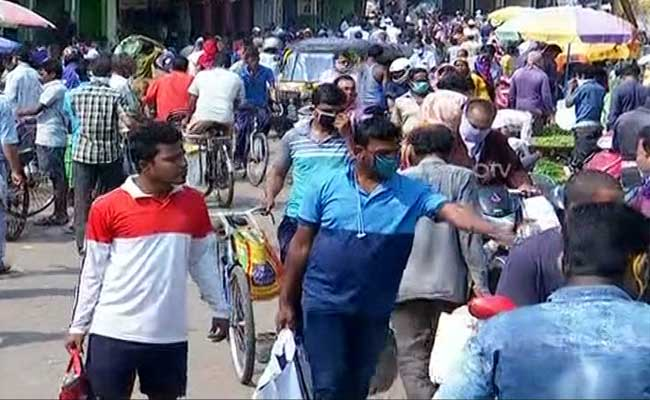 COVID-19 Lockdown Triggers Panic Buying Across Odisha