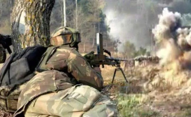 Bloodiest Gunfight: 5 Terrorists, 5 Soldiers Killed In LoC