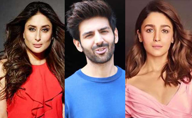 Lockdown Diaries: Here's What Kareena, Alia, Kartik & Other Stars Are Doing In Home-Isolation