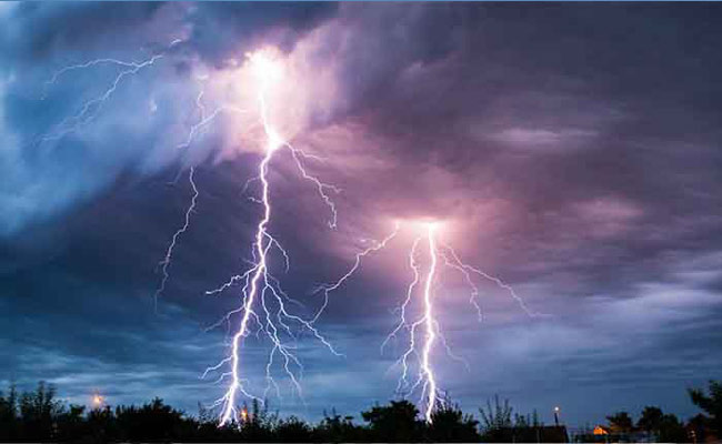 Six Killed In Lightning Strikes In Separate Places In Odisha