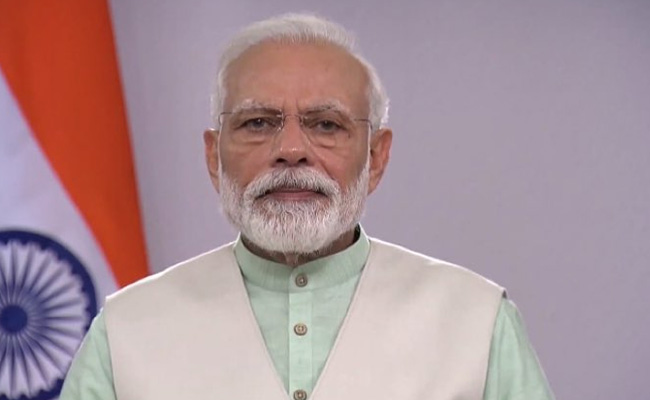 PM Modi Urges To Fight Covid19 Darkness With 9 Mins Of Light On April 5
