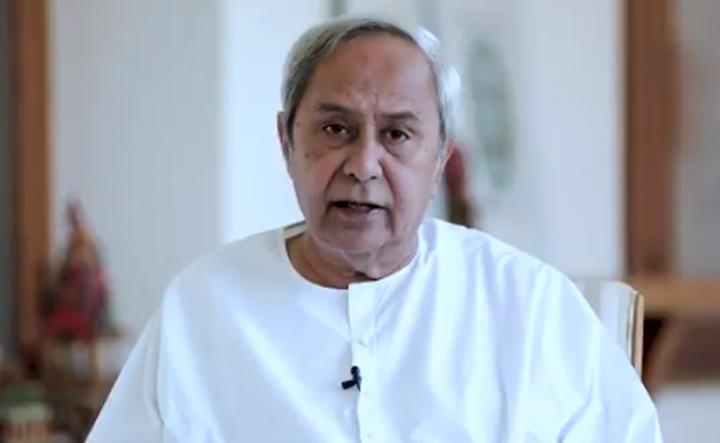 Odisha Chief Minister Naveen Patnaik expressed happiness on Tuesday over coronavirus statistics going down in the State.