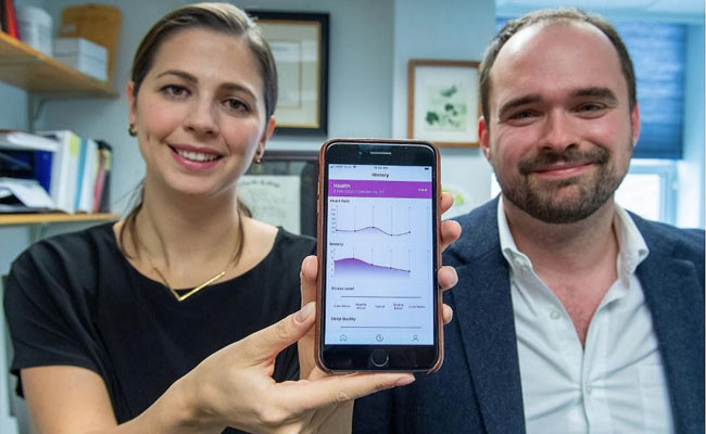 App to manage anxiety