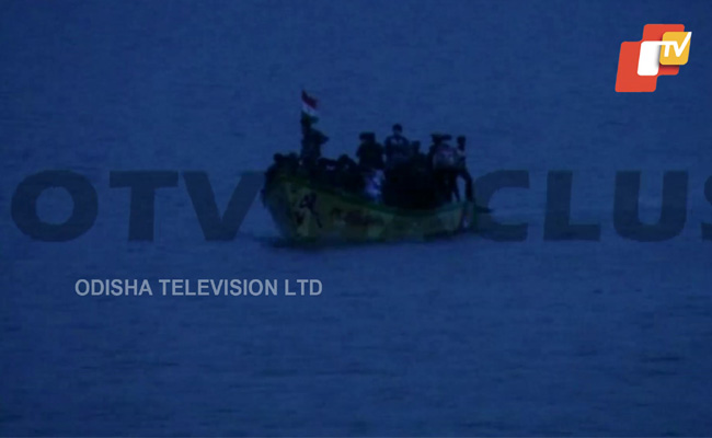 Covid-19 Lockdown- From Chennai To Odisha Via Sea Route