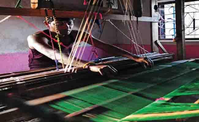 Odisha Weavers Hit Hard By COVID-19 Lockdown Seek Govt Assistance