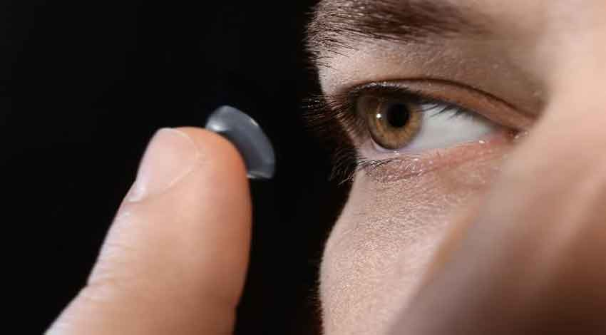 Smart contact lenses developed to diagnose, treat diabetes
