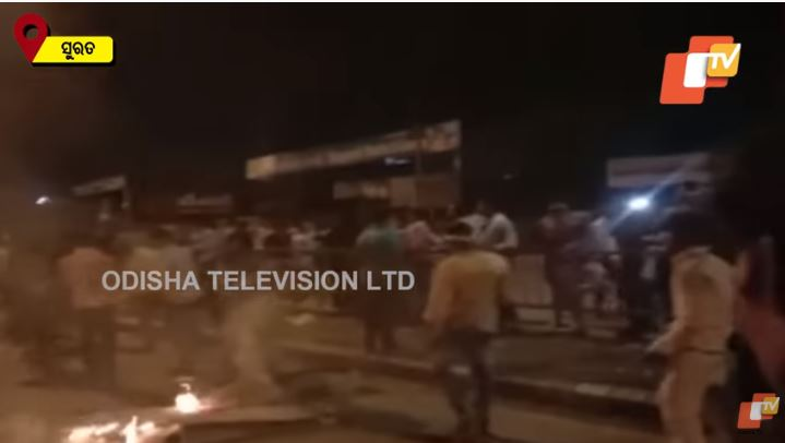 Odia Migrant Workers in Surat