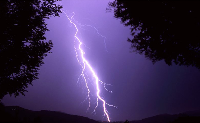 Odisha lightning deaths