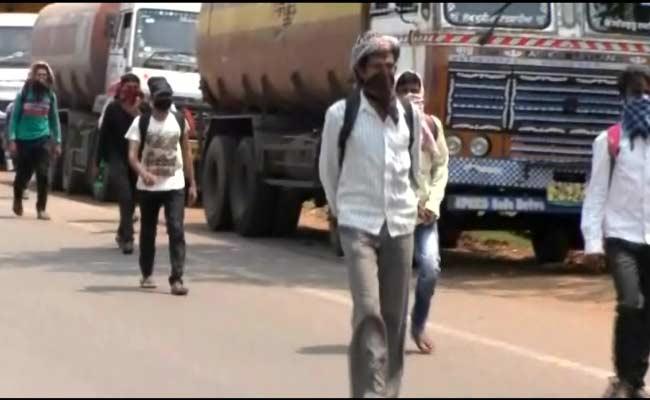 covid19 lockdown- 2900 west bengal returnees spread over 29 odisha districtschallenge registration of migrant workers in Odisha