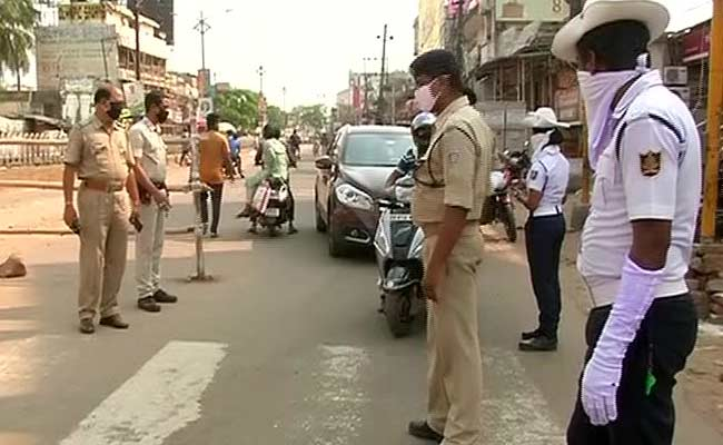 two more cops test positive for covid-19 in odisha