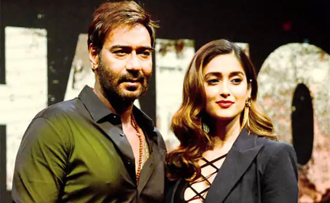 Ajay Devgn Turns Savior For Ileana D'Cruz?