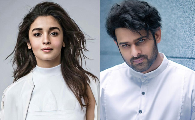 Alia Bhatt Reluctant To Say Yes For Prabhas 21