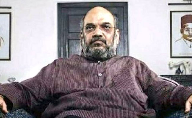 I Am Healthy, Not Suffering From Any Disease: Amit Shah