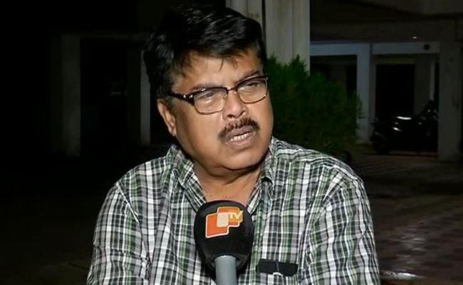 Bijay Mohanty unwell