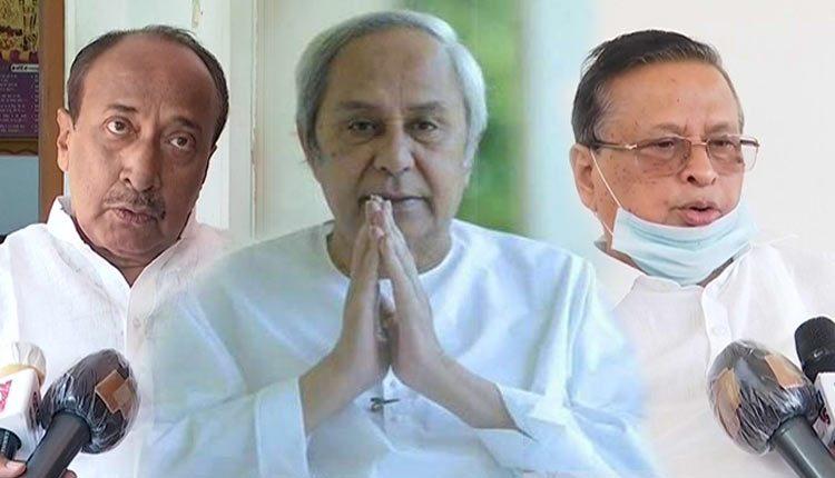 CM Naveen Should Be The Lead Singer In Bande Utkala Janani Chorus: Opposition