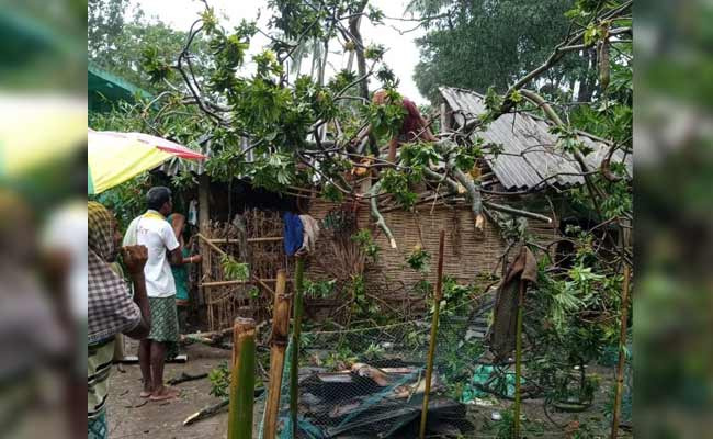 Cyclone Amphan: MHA Teams To Assess Damages In Odisha, West Bengal