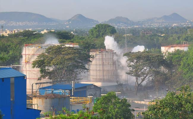 Another gas leakage at LG Polymers in Vizag triggers panic, UN chief wants full investigation