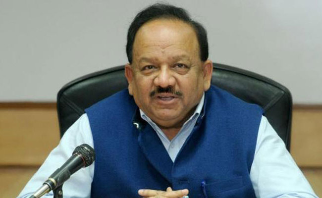 Union Health Min Harsh Vardhan Takes Charge As WHO Executive Board Chairman